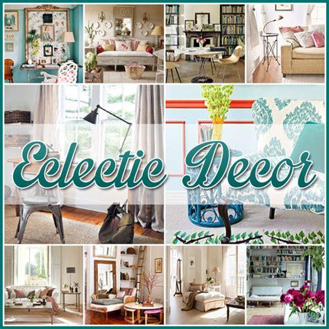 Eclectic Home Decor Ideas Eclectic Decor The Cottage Market