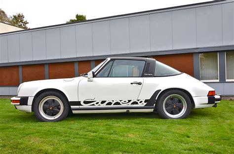 Kaufberatung Porsche 911 kaufberatung porsche 911 carrera 3 2 targa tr 196 ume wagen