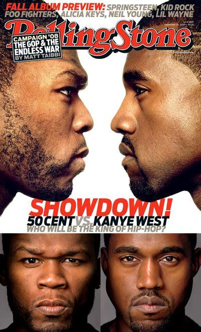 Majalah Rolling Nov 2007 50 Cent Vs Kanye West 50 cent vs kanye west na rolling tecoapple