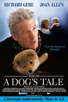 Hachi: A Dog's Tale - Wikipedia Hachiko Movie