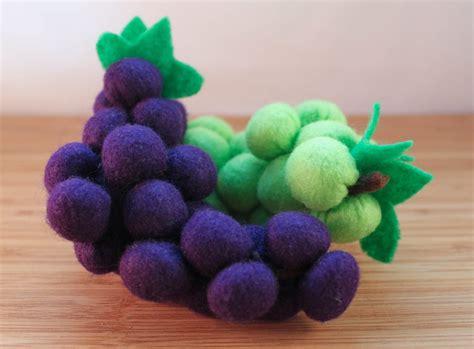 felt grapes pattern 222 best fruit veg patterns images on pinterest felt