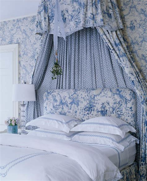 blue and white bedroom decor bedroom decorating ideas totally toile traditional home
