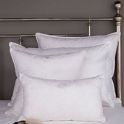 recycle feather pillows bed pillows firm soft pillows feather black