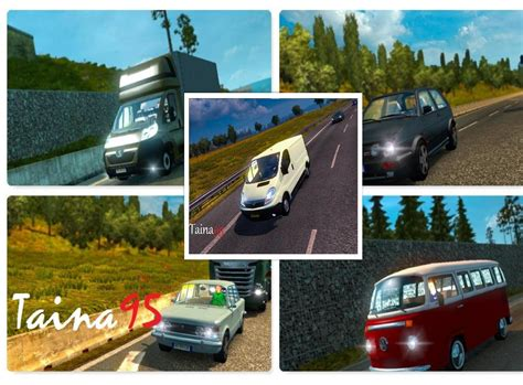 ets2 game modding net ai traffic pack mod v1 22