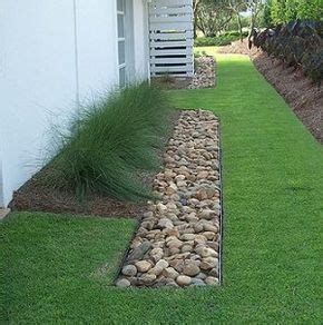 landscape layout en français french drains are often refered to as blind drain