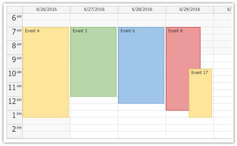 Asp Calendar Ajax Event Calendar Scheduler For Asp Net Mvc In 80