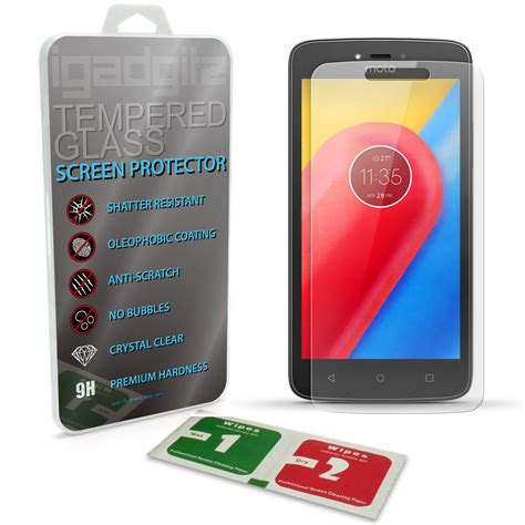 Tempered Glass For Moto E tempered glass screen protector for motorola moto c