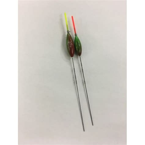 Handmade Pole Floats - handmade titanium stem wire pole floats ians