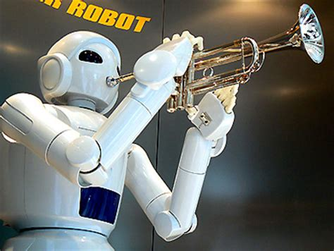 robots music feature robots that can skillfully play a musical
