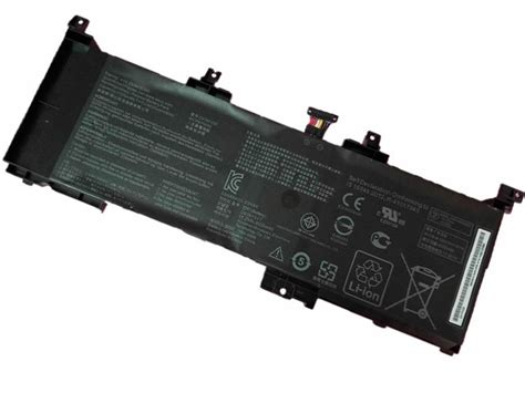 Asus Laptop Battery For Sale asus c41n1531 laptop batteries for asus gl502vs 1a gl502vy ds71 rog gl502vs series c41n1531 uk