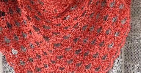 Pashmina Instan Motif One Pad Nibras tina s handicraft crochet shawl stitch shape