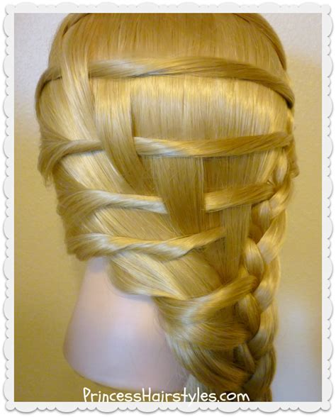 step by step ladder braid step ladder braid hairstyle hairstyles for girls