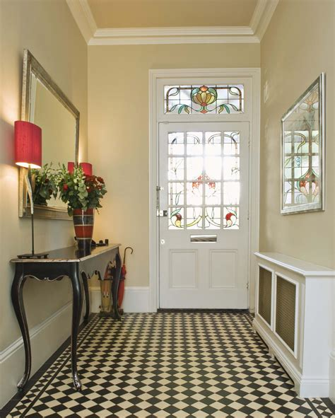 Decoration Ideas For Home Entrance Hallway Decorating Ideas