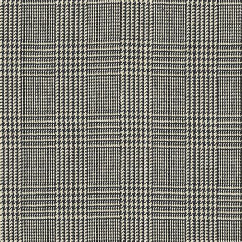 hughes glen plaid graphite greenwich linens fabric