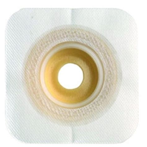 Convatec Sur Fit Natura Durahesive Flat Moldable Wafer 45mm M convatec ostomy products ostomy pouches