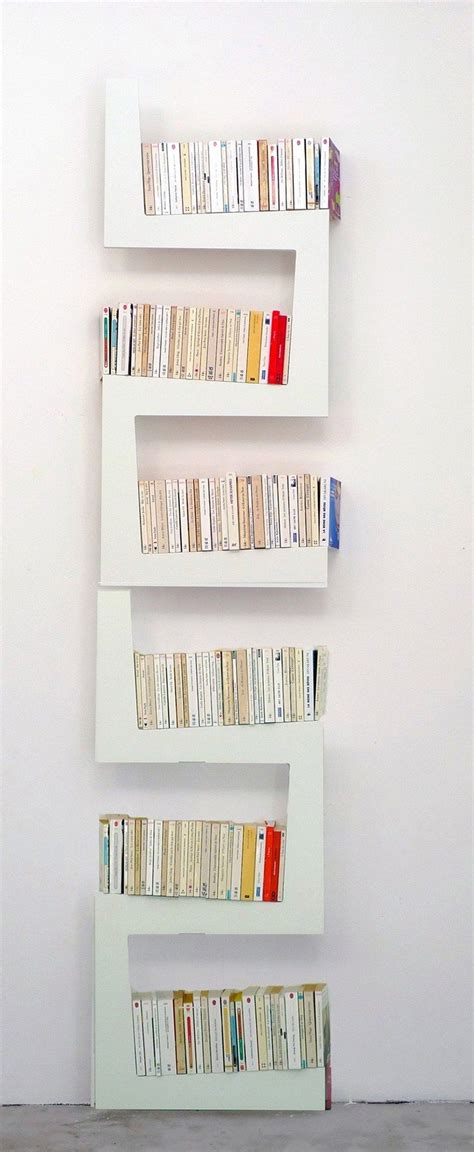 Wall Units Bookcases Wall Mounted Shelving Unit Snake By La Corbeille Editions