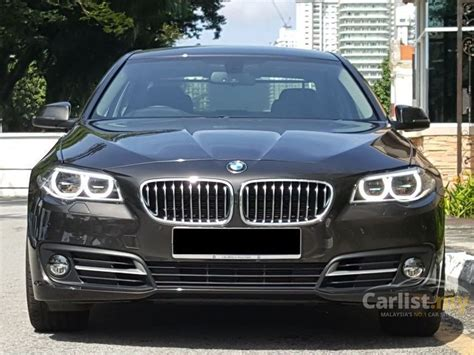 2015 Bmw Models by Bmw 520i 2015 2 0 In Penang Automatic Sedan Brown For Rm