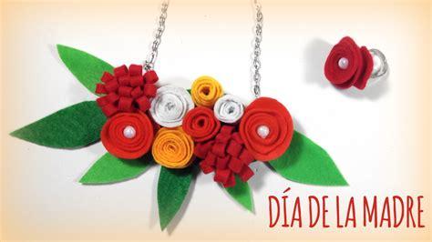 decorar fotos para el dia de la madre gratis manualidades para el d 237 a de la madre collar y anillo de