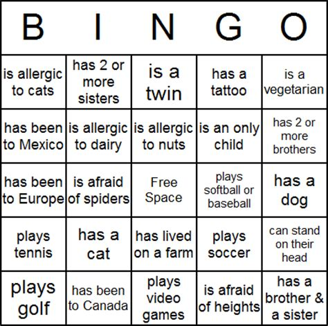diversity bingo template icebreaker bingo card printables free education