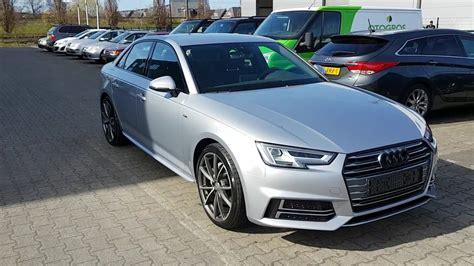 Audi S Line A4 by Audi A4 S Line 2017