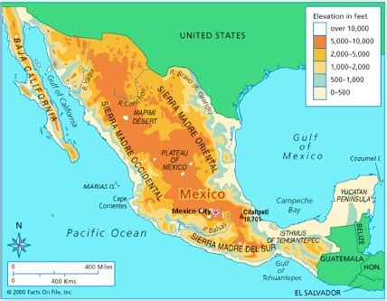 geography of mexico wikipedia mexico geography www pixshark com images galleries