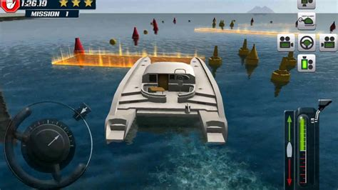 3d boat parking simulator game 3d boat parking simulator game 05 catamaran android