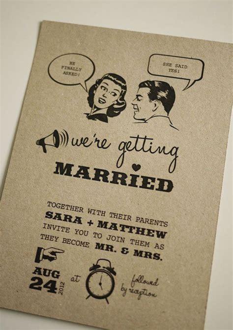 1950 Wedding Invitation Wording by 1950 S Retro Wedding Invitation I Already Did My Invites
