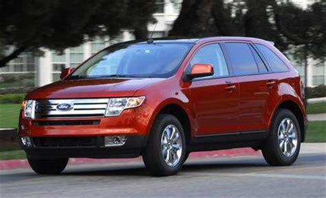 how it works cars 2007 ford edge electronic valve timing 2007 ford edge news reviews msrp ratings with amazing images