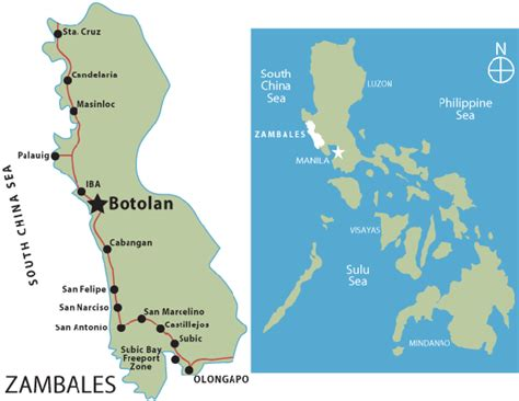 iba zambales resort map philippines land sale premium properties for sale in the