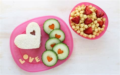filled lunch for valentine s day 183 kix cereal