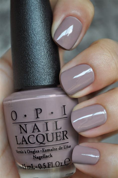 best nail color best gel nails 31 best gel nails opi taupe and
