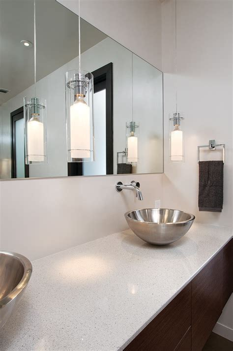 bathroom lighting ideas bathroom contemporary with accent