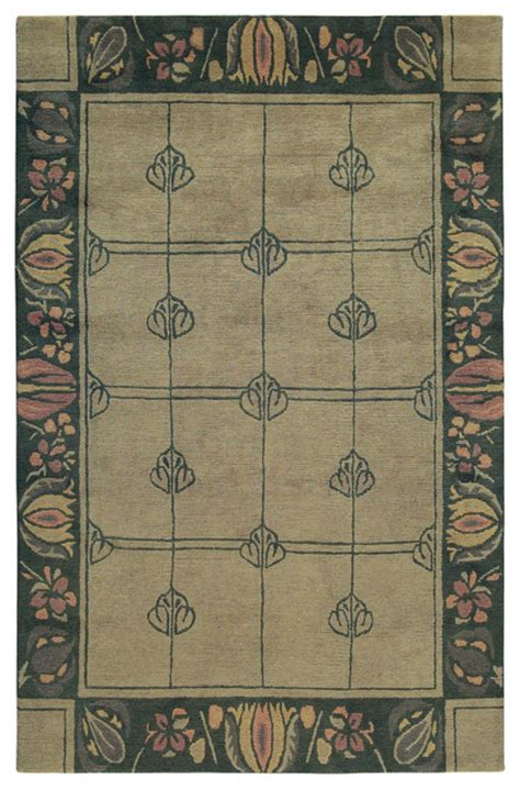 craftsman style rug stickley windyhill rug ru 1140