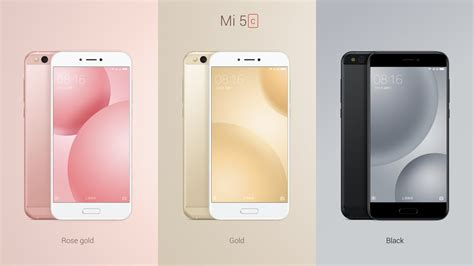 Xiaomi Mi 5c Mplw Hybrid le xiaomi mi 5c est officiel un processeur xiaomi surge