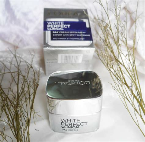 Harga Krim Loreal White review white clinical series dari l oreal