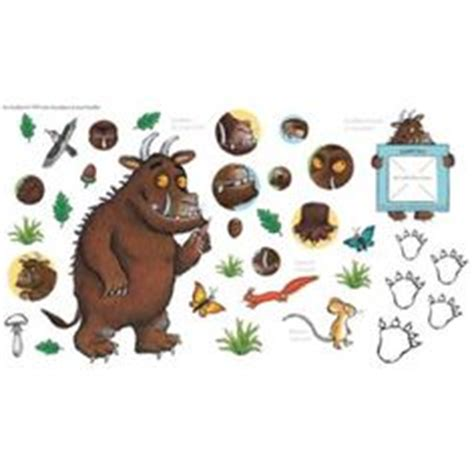 the gruffalo wall stickers 1000 images about gruffalo room ideas on the gruffalo book wall and wall stickers