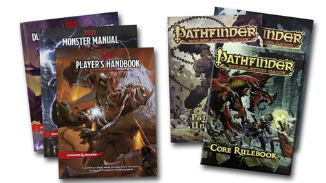 table top rpg best tabletop rpg d d 5th edition or pathfinder netivist