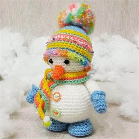 amigurumi snowman pattern free crochet snowman amigurumi pattern amigurumi today