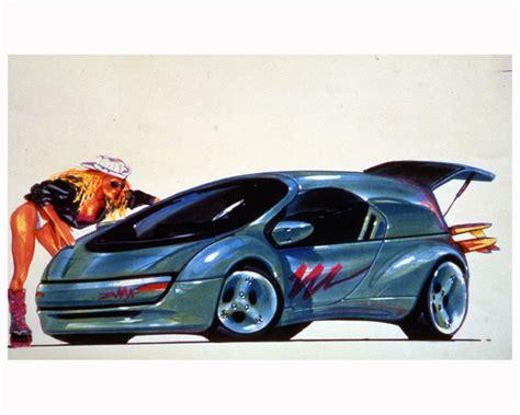 Pontiac Transport Concept by 1992 Pontiac Salsa Concepts