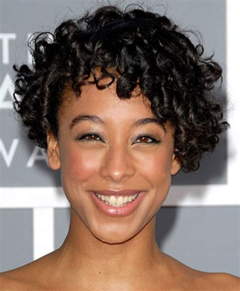 hairstyles for the average woman 23 nice short curly hairstyles for black women
