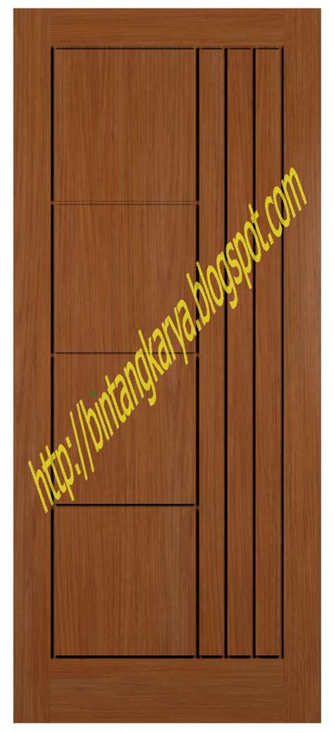 Hk 1 Pintu pd bintang karya 2 harga pintu kamar