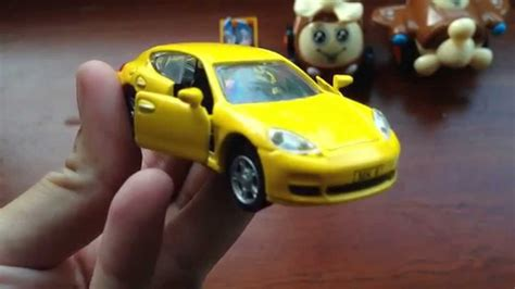 cars characters yellow toy yellow car die cast toy made in china youtube