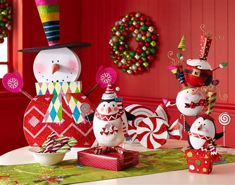 peppermint playland decor and christmas ornaments my