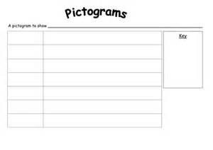 Frequency Table Worksheet Blank Pictogram With Key By Rachyben Teaching Resources