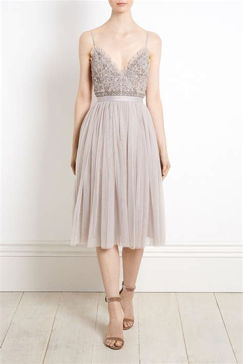 Bridesmaid Dresses Free Returns Uk - shop the needle thread andromeda midi dress from our new