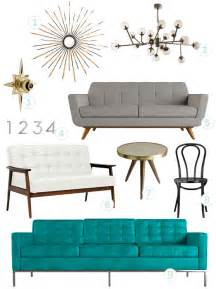 Affordable Sofa ask a designer decorating a mid century house