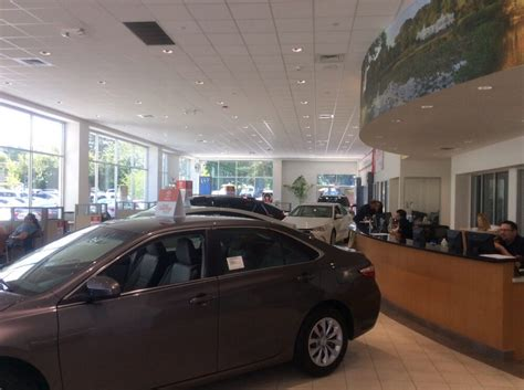Freehold Toyota Service Dch Freehold Toyota Car Dealers 4268 Route 9 S