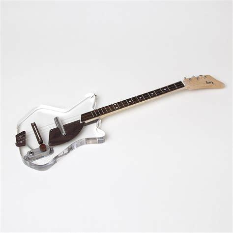 Ios Cordies Green loog electric guitar 3 string solid electric guitar