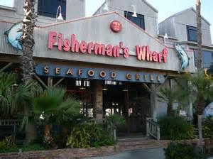Restaurants Tx Fisherman S Wharf Galveston Menu Prices Restaurant