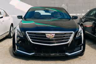 In My Cadillac 2017 Cadillac Ct6 In Hybrid Drive Review